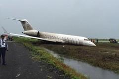 Máy bay gặp sự cố sau Thánh Lễ của Giáo hoàng