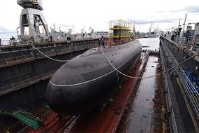"""Khám phá tàu ngầm """"Hố đen đại dương"""" của Nga"""