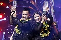 Hoàng Yến – Hà Duy đăng quang Cặp đôi hoàn hảo 2014