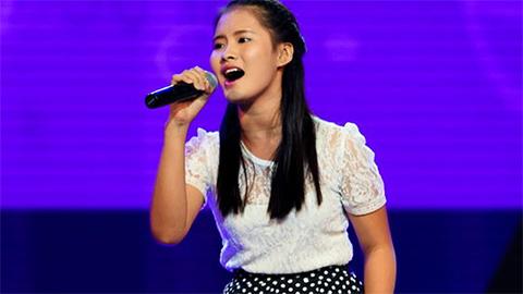 Cô bé hát rong lên sóng trực tiếp VTV3