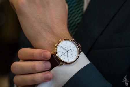3 quy tắc chọn đồng hồ cho nam giới