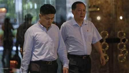 Mỹ, Triều Tiên hội đàm tại Singapore