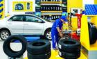 Nở rộ mô hình bảo dưỡng lốp chuyên nghiệp