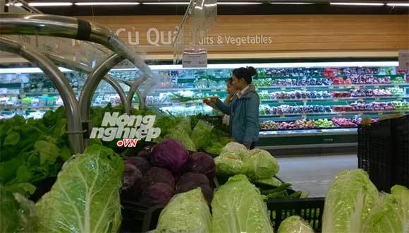 Hàng loạt siêu thị lớn Hà Nội 'bị lừa' bán rau không rõ nguồn gốc