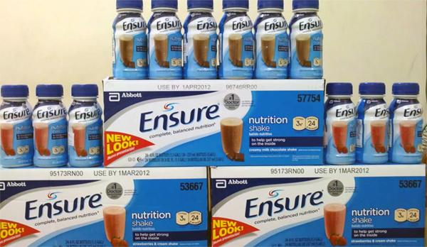 giá-sữa, Abbott, Ensure, sữa-nước, cạnh-tranh-không-lành-mạnh, rút-ruột, giá-trần, lách-luật, người-tiêu-dùng