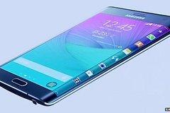 Galaxy S6 Edge cũng có màn hình cong 2 bên