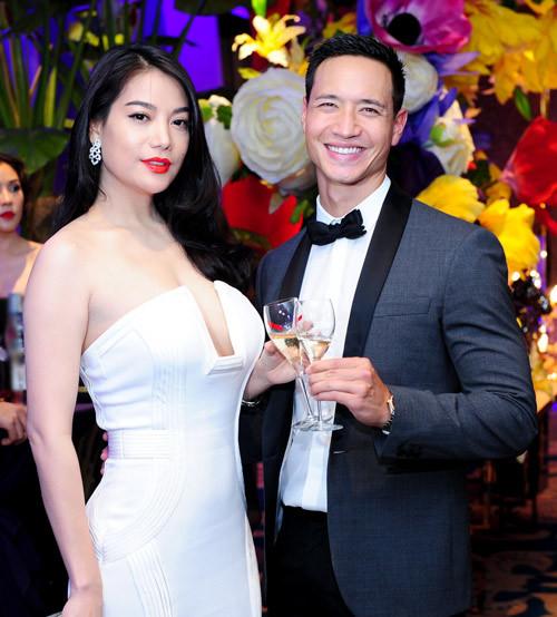 Trương Ngọc Ánh, Kim Lý