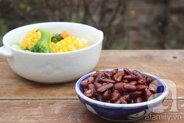 Thực đơn món chay ngon lành đủ chất cho ngày đầu tháng