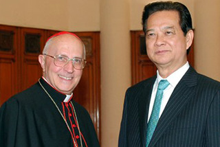 'Quan hệ VN-Vatican chưa lúc nào tốt như hiện nay'