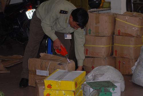Hơn 380 kg mứt tết Trung Quốc giả đặc sản Đà Lạt