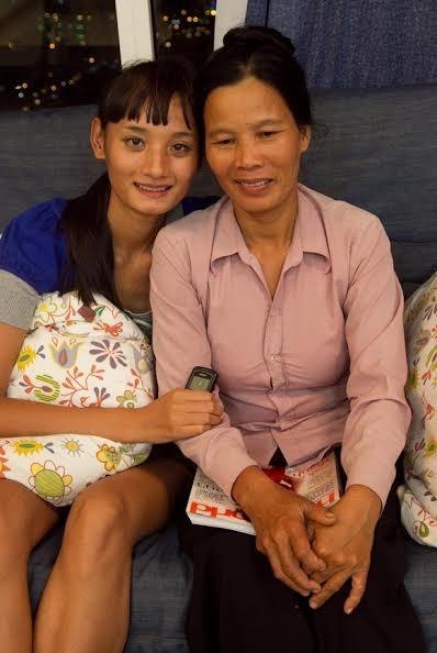 Lê Thúy, Tăng Thanh Hà