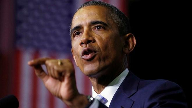 """Obama: """"Bóng ma khủng hoảng đã trôi qua"""" - 1"""