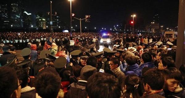 TQ phạt một loạt quan chức vụ giẫm đạp Thượng Hải