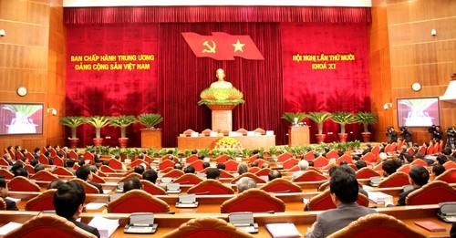 Nguyễn Trọng Phúc, thành lập Đảng, xây dựng, chỉnh đốn Đảng, bỏ phiếu tín nhiệm, Đảng viên, vào Đảng, Bộ phận không nhỏ, tham nhũng