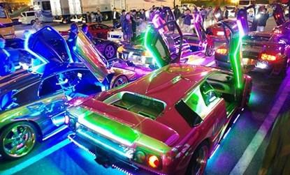 siêu xe, Lamborghini, cực độc, dân chơi, Nhật Bản