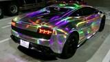 Dàn siêu xe Lamborghini cực độc của dân chơi Nhật Bản