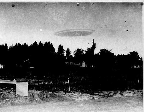 Mỹ hé lộ các vụ UFO kỳ dị nhất nhất thế giới - 3