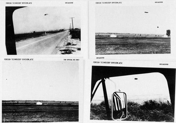 Mỹ hé lộ các vụ UFO kỳ dị nhất nhất thế giới - 4