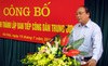 Phó Thủ tướng: Không để vùng cấm trong chống tham nhũng