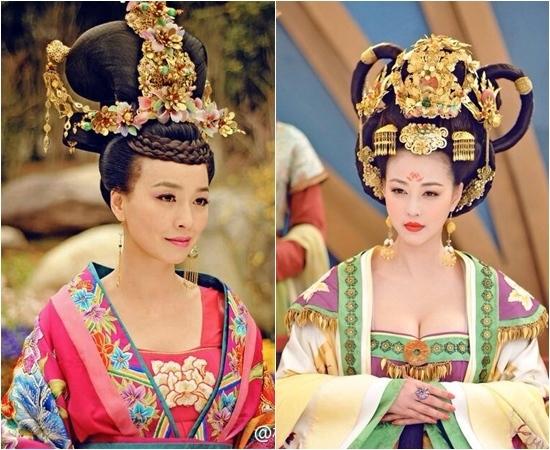 Dàn diễn viên tiết lộ hậu trường không ngờ của Võ Tắc Thiên