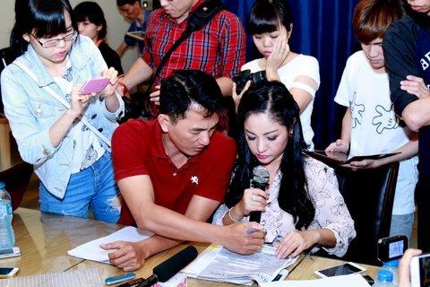 Thúy Nga, Nguyễn Văn Nam