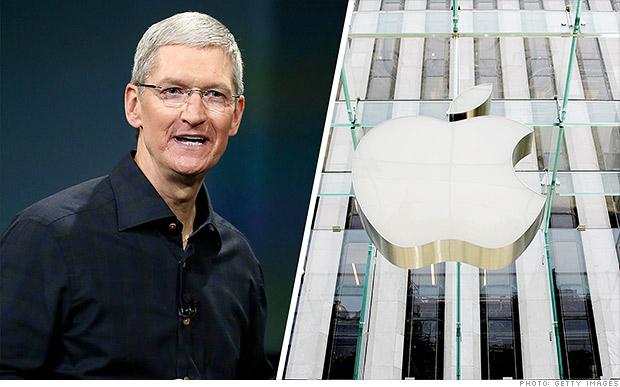 Quan chức Apple bỏ túi hàng chục triệu đô năm 2014 - 2