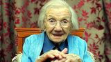 Bí quyết trường thọ của cụ bà 109 tuổi: Tránh xa đàn ông