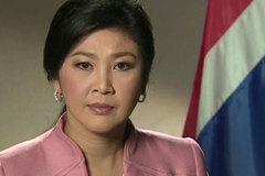Bà Yingluck bị truy tố và cấm tham gia chính trường