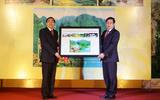 Phát hành bộ tem đặc biệt về quần thể danh thắng Tràng An