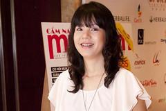 MC Diễm Quỳnh tiết lộ về chồng và cuộc sống gia đình