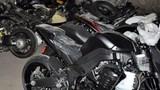 Xe mô tô phân phối lớn nhập lậu: Những cú lừa trăm triệu