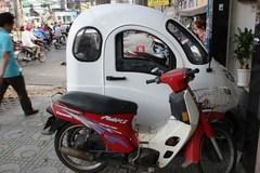 Dân Sài Gòn âm thầm mua ôtô điện bất chấp bị cấm ra đường