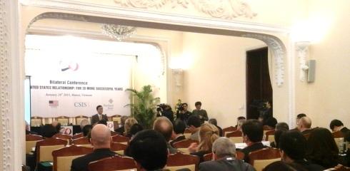 Cuộc gặp sau 20 năm của các nhà ngoại giao Việt-Mỹ