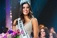 Chùm ảnh tân Hoa hậu hoàn vũ 2014 Paulina Vega, Colombia