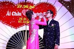 Đám cưới bình dân của Huỳnh Đông - Ái Châu ở miền Tây