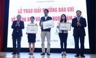 VietNamNet đoạt 2 giải báo chí KH&CN 2014