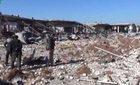 Kobani thành đống tro tàn sau khi IS rút chạy