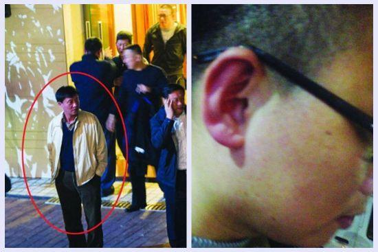 Quan chức tấn công nhà báo vì bị chụp ảnh ăn nhậu