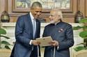 Thời trang đặc biệt của Thủ tướng Ấn Độ
