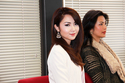 Tâm sự xúc động về những gian nan của một hoa hậu gốc Việt