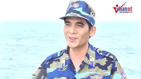 Ngô Ngọc Thu, Cảnh sát biển, chủ quyền, biển đảo