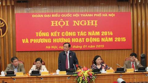 Châu Thị Thu Nga, Hà Nội, Phạm Quang Nghị, Housing Group