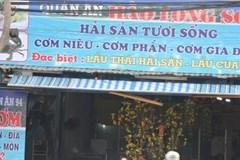 Ngã ngửa ở Vũng Tàu: Bữa ăn bình dân 2 người tốn 22 triệu