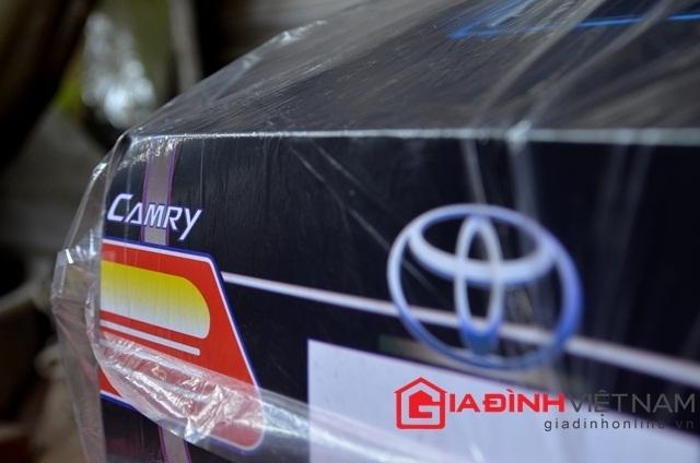 Ngắm xe Camry cho người... âm