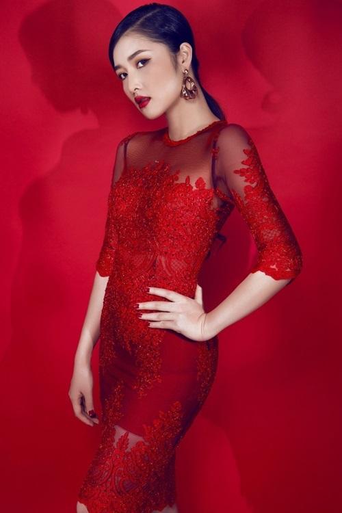 Hoa hậu Triệu Thị Hà lột xác sau scandal trả vương miện 7