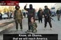 "IS gọi tên Obama, dọa ""đến tận Mỹ"""