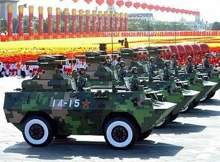 """Trung Quốc diễu binh hoành tráng để """"răn đe"""" Nhật - 1"""