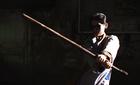 Hiệp sĩ mù được đưa từ màn ảnh lên sân khấu