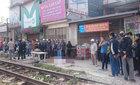 Hà Nội: Cố vượt đường sắt bị tàu đâm chết thảm