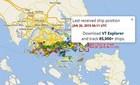 Tàu ngầm HQ-184 Hải Phòng đã về đến Vịnh Cam Ranh